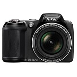 NIKON COOLPIX L320 - Black - Camera Prosumer