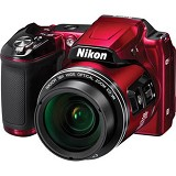 NIKON COOLPIX L840 - Red - Camera Prosumer