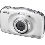 NIKON COOLPIX S33 - White