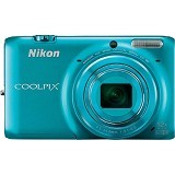 NIKON Coolpix S6500 - Blue - Camera Pocket / Point and Shot