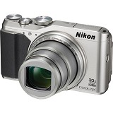 NIKON COOLPIX S9900 - Silver - Camera Pocket / Point and Shot