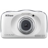 NIKON Coolpix W100 - White - Camera Pocket / Point and Shot