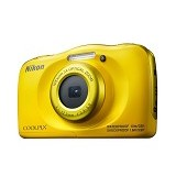 NIKON Coolpix W100 - Yellow (Merchant) - Camera Pocket / Point and Shot