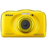 NIKON Coolpix W100 - Yellow - Camera Pocket / Point and Shot