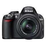 NIKON D3100 Kit VR - Black - Camera SLR