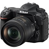 NIKON D500 Kit - Black (Merchant) - Camera Slr