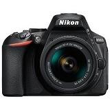 NIKON D5600 Kit - Black