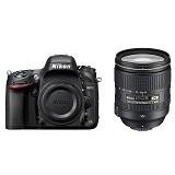 NIKON D610 Kit2 VR - Black - Camera SLR