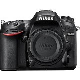 NIKON D7200 Body Only (Merchant) - Camera Slr