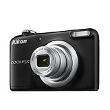 NIKON Digital Camera Coolpix A10 - Black - Camera Pocket / Point and Shot