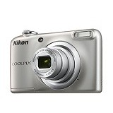 NIKON Digital Camera Coolpix A10 - Silver
