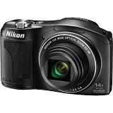 NIKON Digital Camera Coolpix L610 - Black - Camera Pocket / Point and Shot