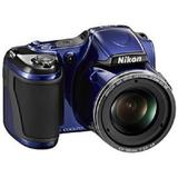 NIKON Digital Camera Coolpix L820 - Blue - Camera Prosumer