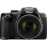 NIKON Digital Camera COOLPIX P530 - Black - Camera Prosumer