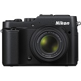 NIKON Coolpix P7800 - Black - Camera Prosumer