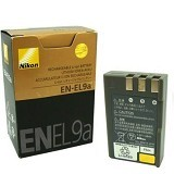 NIKON EN-EL9A - On Camera Battery