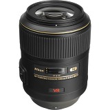 NIKON AF-S Micro 105mm f/2.8G IF ED VR - Camera Slr Lens