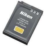 NIKON Rechargeable Battery [EN-EL12] - Camera Slr Lens