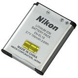 NIKON Rechargeable Battery [EN-EL19]