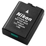NIKON Rechargeable Battery [EN-EL21] - Camera SLR Lens