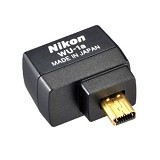 NIKON Wireless Mobile Adapter [WU-1a] (Merchant) - Camera Remote Control