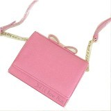 NINDYA1999SHOP Tas Import Lil Bow Plus Bag - Pink (Merchant) - Dompet Wanita