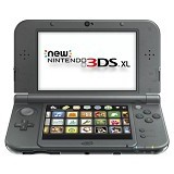 NINTENDO 3DS New XL - Black (Merchant) - Game Console