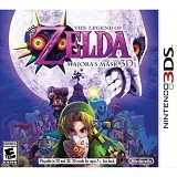 NINTENDO DVD Nintendo 3DS The Legend Of Zelda Majoras Mask (Merchant) - Cd / Dvd Game Console