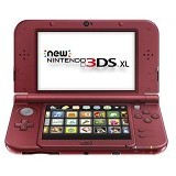 NINTENDO New 3DS XL CFW - Red (Merchant) - Game Console
