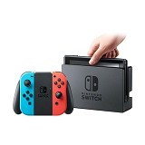 NINTENDO Switch - Neon - Game Console