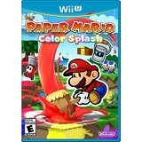 NINTENDO Will U Paper Mario Color Splash Reg 3 (Merchant) - Cd / Dvd Game Console
