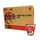 NISSIN Gekikara Ramen Cup 75 gram [Merchant] - Instan Mie & Bihun