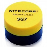 NITECORE Silicone Grease for Flashlights SG7 (Merchant) - Cairan Pelumas Serbaguna