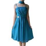 NOCHI SHOP Gaun Pesta Size L [D1736] - Tosca - Midi Dress Wanita