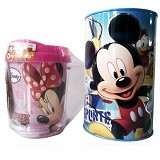 NOCY Mickey Mouse Goody Bag [NCY00013] - Pink - Botol Minum