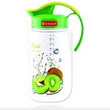 NOCY Tempat Air Gardenia Fruit [NCY00012] - Green - Kendi / Pitcher / Jug