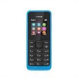 NOKIA 105 Dual SIM - Cyan (Merchant) - Handphone Gsm
