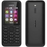 NOKIA 130 Dual - Black (Merchant) - Handphone Gsm