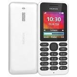 NOKIA 130 Dual - White - Handphone GSM
