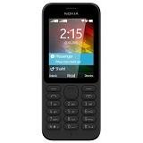 NOKIA 215 Dual - Black - Handphone GSM