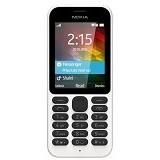 NOKIA 215 Dual - White - Handphone GSM