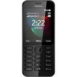 NOKIA 222 - Black - Handphone GSM