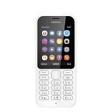NOKIA 222 - White (Merchant) - Handphone Gsm
