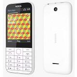 NOKIA 225 Dual - White - Handphone GSM