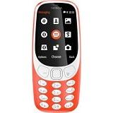NOKIA 3310 (2017) - Red (Merchant) - Handphone Gsm