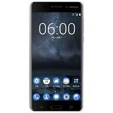 NOKIA 6 (64GB/4GB RAM) - Silver (Merchant) - Smart Phone Android