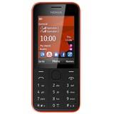 NOKIA Asha 208 - Red - Handphone GSM