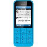 NOKIA Asha 220 - Cyan - Handphone GSM