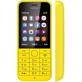 NOKIA Asha 220 - Yellow - Handphone GSM
