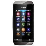 NOKIA Asha 305 - Grey - Handphone Gsm